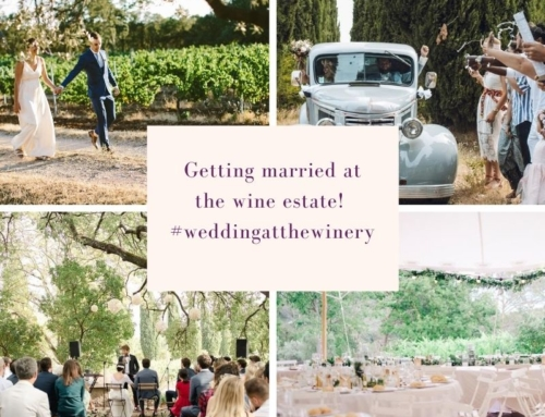 Where to get married at the winery