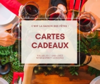 Carte Cadeau Wine&Spirit Lodging