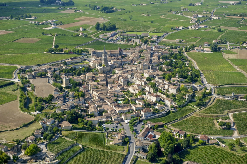 Saint-Emilion, Wine&Spirit Lodging