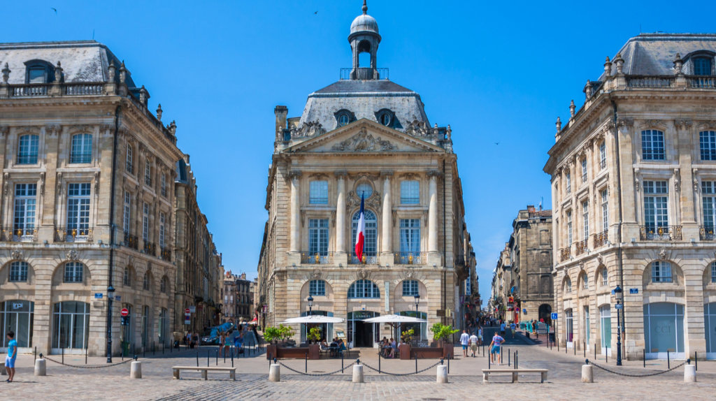 Bordeaux, Wine&Spirit Lodging